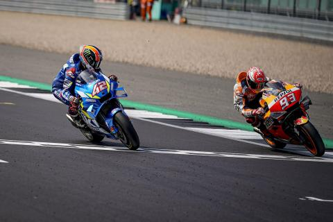 MotoGP's last lap showdowns of 2019