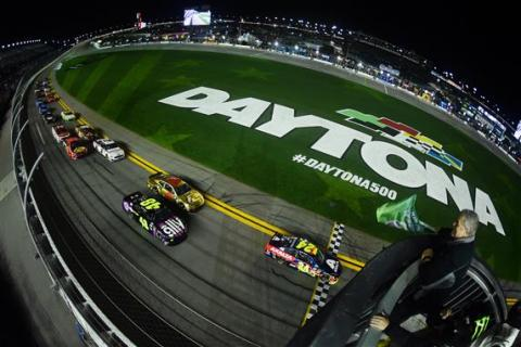 Daytona 500 - Starting lineup