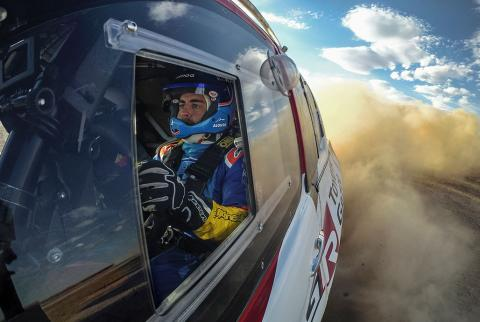 Alonso set for more Toyota rally outings with eye on Dakar