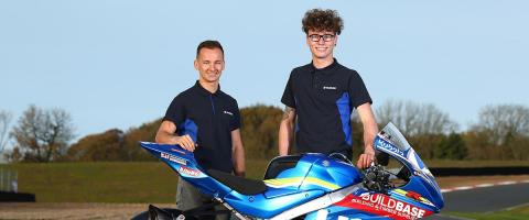 Cooper, Ray form Buildbase Suzuki BSB line-up for 2018