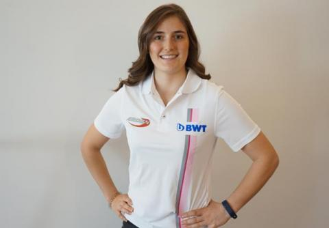 Calderon steps up to F2 with BWT Arden