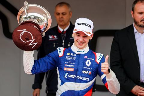 Smolyar signs with ART Grand Prix for 2020 F3 campaign
