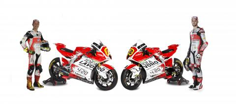 Forward Racing pulls wraps off MV Agusta Moto2 challenger