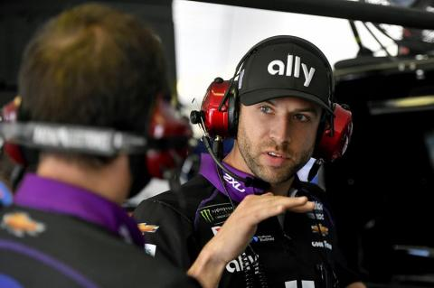 Cliff Daniels named crew chief for Jimmie Johnson