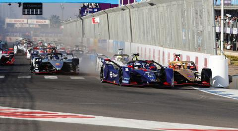 Vergne 'wasted Marrakesh FE win' by spinning to avoid Bird