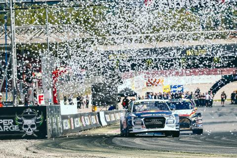 WorldRX's Channel 4 highlights to run before F1 coverage