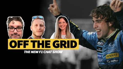Off The Grid F1 Chat Show – Will Fernando Alonso sink or swim?