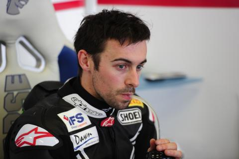 Laverty, Portuguse WSBK Test October 18 2011