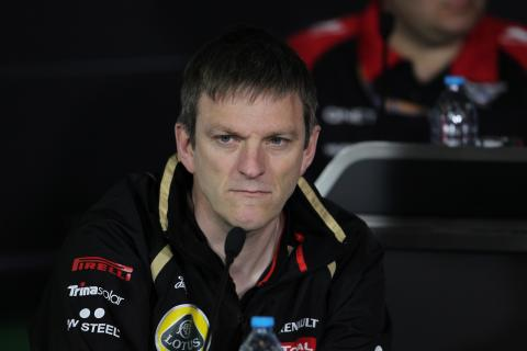 James Allison, Lotus - Q&A