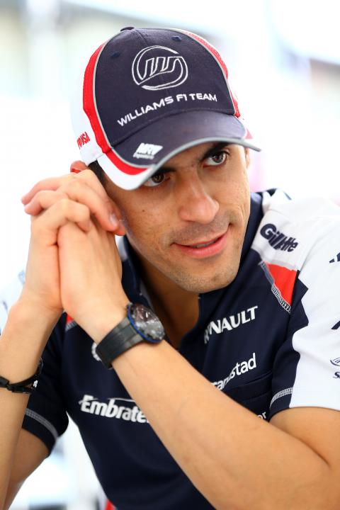 Pastor Maldonado, Williams - Q&A