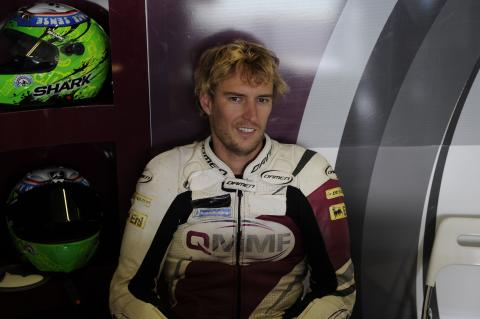 Moto2: Anthony West - Q&A