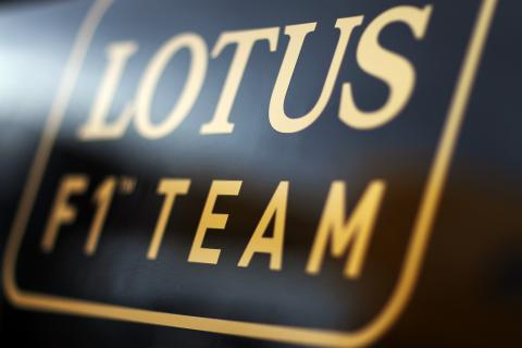 Lotus F1 Team logo.01.03.2013.