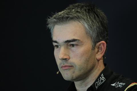 Nick Chester, Lotus - Q&A