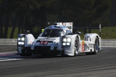 WEC: Silverstone 6 Hours - Free practice results