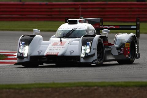 WEC: Spa 6 Hours - Free practice results (1)