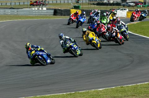 Rossi proves rider greater than machine.