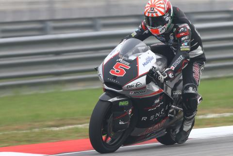Moto2: Calculating Zarco snatches victory from Luthi