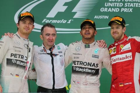 F1 Driver quotes - Sunday, United States Grand Prix