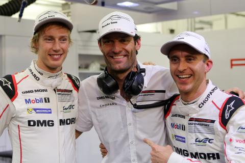 Webber, Hartley, Bernhard WEC champions in frantic finale