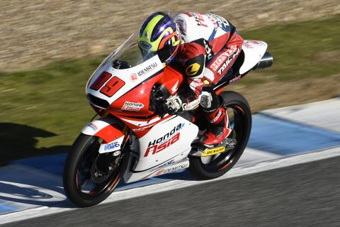 Moto3: Fearless Pawi dominates for historic win