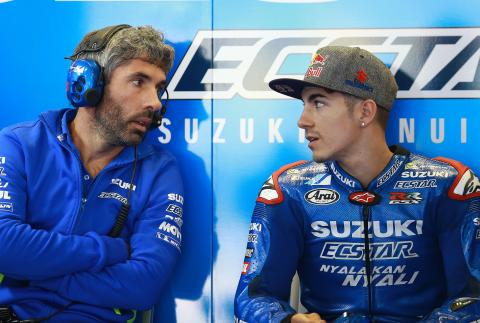 EXCLUSIVE: Jose Manuel Cazeaux (Vinales' crew chief) - Q&A