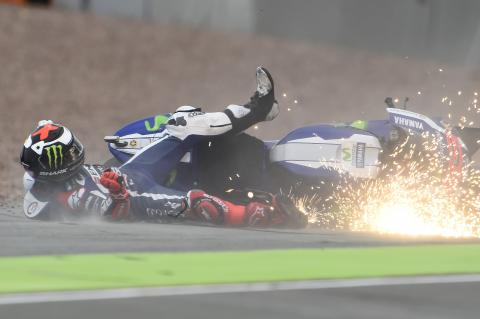 Michelin: One fall is one too many
