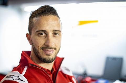 EXCLUSIVE: Andrea Dovizioso - Interview