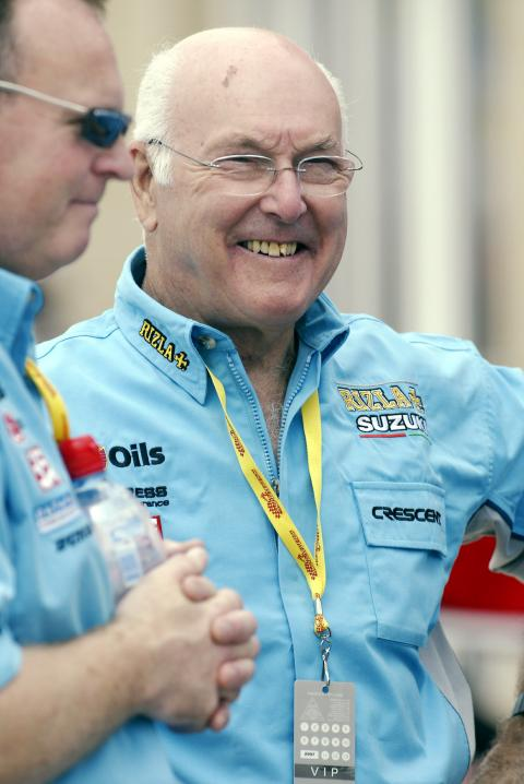 Q&A: Murray Walker - EXCLUSIVE.