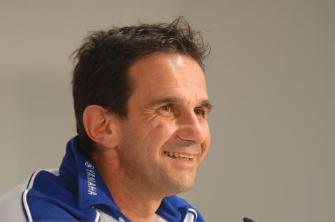 Q&A: Davide Brivio (Rossi's team manager).