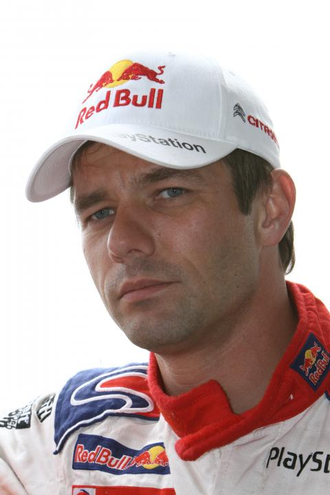 Sebastien Loeb (FRA), Citroën C4, Citroën Total World Rally Team