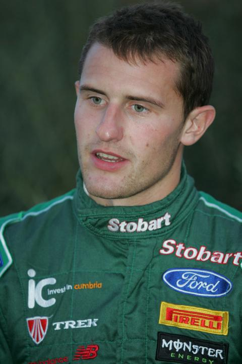 Matthew Wilson (GBR), Ford Focus RS WRC 08, Stobart VK M-Sport Ford Rally Team