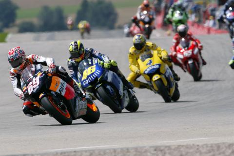 Ilmor plans MotoGP engine.