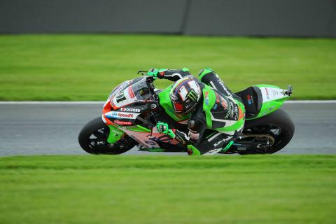 BSB champion Haslam grabs wet Brands Hatch win