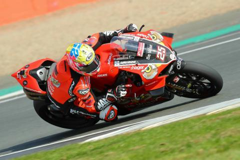 Untouchable Brookes doubles up at Oulton Park
