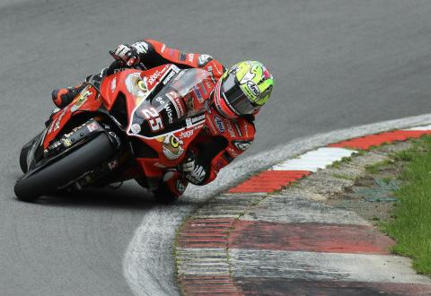 BSB Brands Hatch GP - Free Practice Results (2)