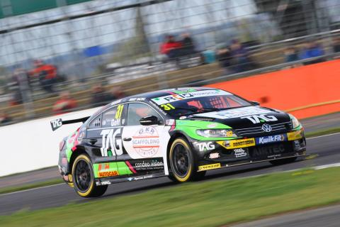 Goff takes shock win in crazy reverse grid race