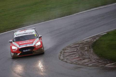 iRory Butcher (GBR) - Motorbase Performance Ford Focus