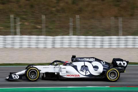 Barcelona F1 Test 2 Day 2 - Thursday 12Noon Results