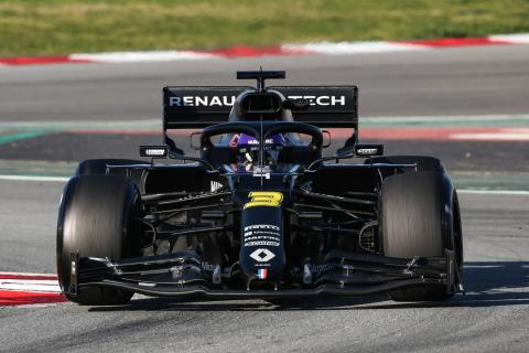 Barcelona F1 Test 2 Day 3 - Friday 1pm Results
