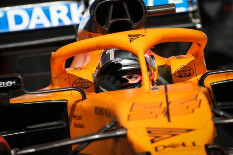 Carlos Sainz wants to see McLaren continue trend to get 'back on top'