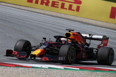 "Verstappen rues loss of ""easy podium"" in Austria"
