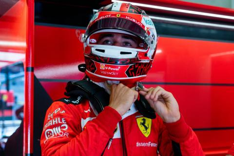 Charles Leclerc gets F1 grid drop for Styrian GP