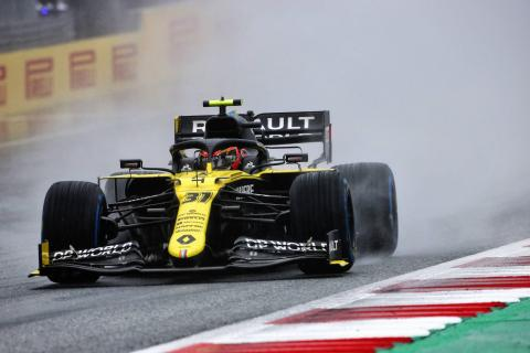 Ocon felt better grid position than P5 was possible for F1 Styrian GP
