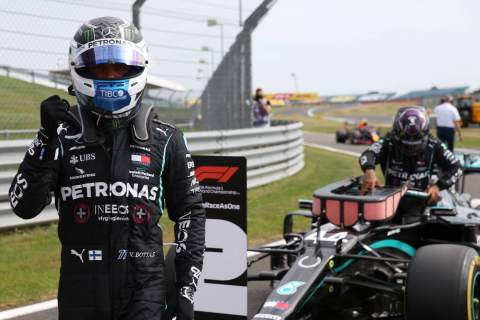 Overturning set-up deficit key to Silverstone F1 pole - Bottas