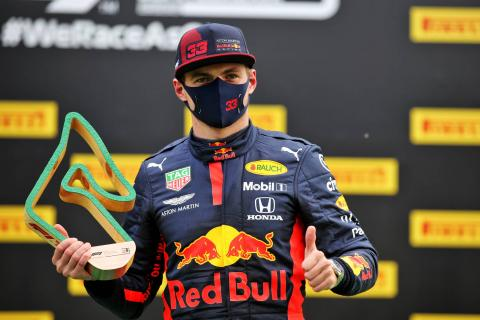 """Verstappen concedes Red Bull is """"too slow"""" after Styrian F1 GP"""