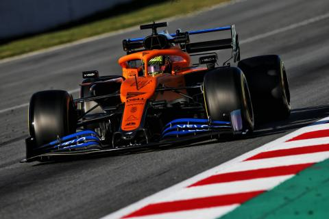 "McLaren 2020 F1 car has some ""quite obvious weaknesses"" - Norris"