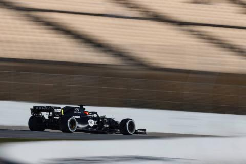 Barcelona F1 Test 1 Day 3 - Friday 12PM