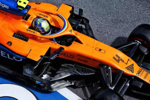 Norris gets Styrian GP F1 grid penalty for yellow flag breach
