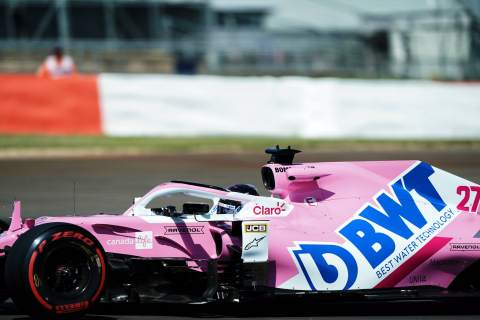 F1 British Grand Prix 2020 - Free Practice Results (1)