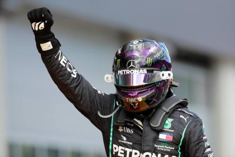 """Hamilton """"over the moon"""" with win at 'weaker' F1 circuit"""